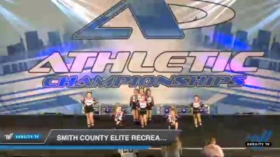 Smith County Elite Recreation - L1 Performance Recreation - 8 & Younger (NON) [2021 L1 Performance Recreation - 8 and Younger (NON) Day 1] 2021 Athletic Championships: Chattanooga DI & DII