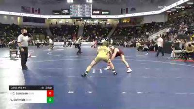 141 lbs Consolation - Cade Lundeen, Concordia Moorhead vs Van Schmidt, Nebraska Wesleyan University