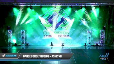 Dance Force Studios - Ashlynn [2021 Mini - Solo - Jazz Day 1] 2021 CSG Dance Nationals