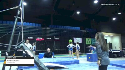 Elena Arenas - Bars, Georgia Elite - 2020 Tampa Bay Turner's Invitational