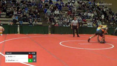 Prelims - Jay Aiello, Virginia vs Daniel Shafran, Long Island