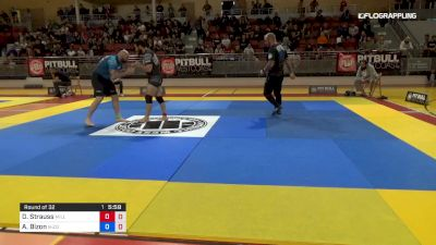 Daniel Strauss vs Adam Bizon 2019 2nd ADCC European Trials