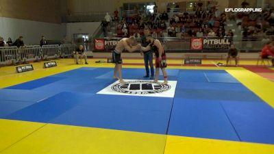 Athanasios Mpourlis vs Oskar Piechota 2019 2nd ADCC European Trials