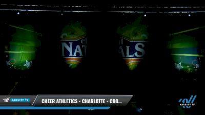 Cheer Athletics - Charlotte - CrownCats [2021 L4.2 Senior - Medium Day 2] 2021 Cheer Ltd Nationals at CANAM