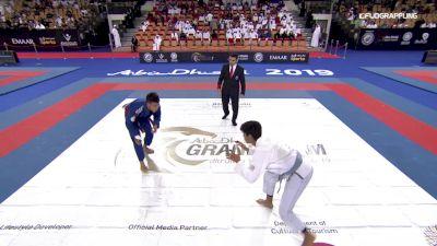 Christian Santos Lara vs Mohamed Ali Alsuwaidi 2019 Abu Dhabi Grand Slam Abu Dhabi