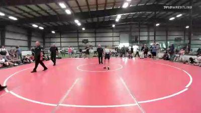 100 lbs Rr Rnd 1 - James Tildsley, Doughboy vs Ryan Meier, Wachusett
