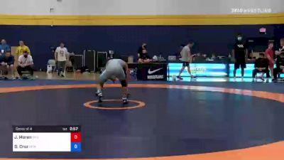 57 kg Consi Of 4 - Jacob Moran, Indiana vs Darian Cruz, New York Athletic Club