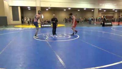 152 lbs 3rd Place - Joseph Tully, Riptide Wrestling Club vs Austin Bowlden, Georgia