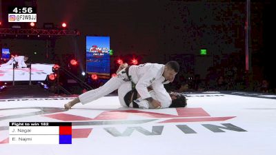 Jackson Nagai vs Edwin Najmi Fight to Win 182