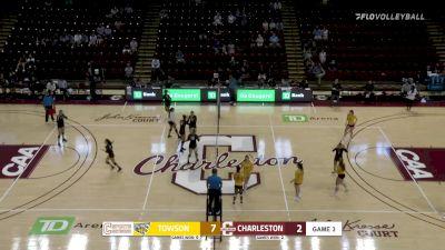 Replay: Towson vs Charleston | Oct 10 @ 12 PM