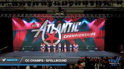 CC Champs - Spellbound [2020 L1 Junior - D2 Day 2] 2020 Mid-Atlantic Championships