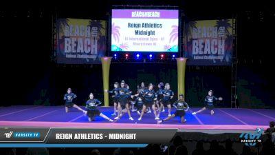 Reign Athletics - Midnight [2021 L6 International Open - NT Day 2] 2021 ACDA: Reach The Beach Nationals