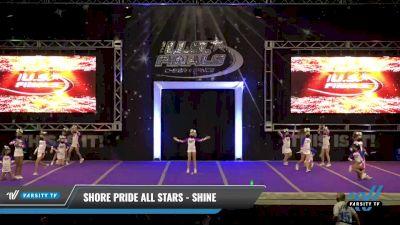 Shore Pride All Stars - SHINE [2021 L1.1 Mini - PREP Day 1] 2021 The U.S. Finals: Ocean City