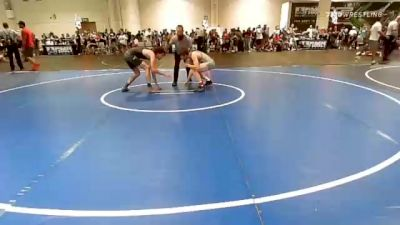 141 lbs Consi Of 8 #2 - Forrest Wagoner, Dillon Beavers vs Cody Rambo, Legacy Elite WC