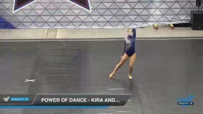 Power of Dance - Kira Anderson [2021 Senior - Solo - Lyrical Day 2] 2021 Badger Championship & DanceFest Milwaukee