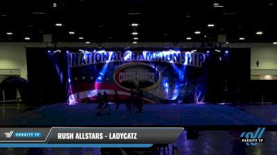 Rush Allstars - Ladycatz [2021 L2 Junior - D2 - Small Day 2] 2021 ACP: Tournament of Champions