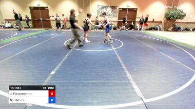 126 kg Rr Rnd 2 - Joseph Fioravanti, New York vs Nathan Finn, New York