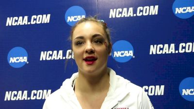 Maggie Nichols Reflects On Her NCAA National Title