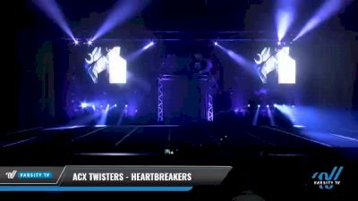 ACX Twisters - Heartbreakers [2021 L1 Mini Day 1] 2021 The U.S. Finals: Myrtle Beach