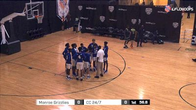 Full Replay - 2019 AAU 15U, 16U, 17U, 19U Boys Championships - Court 3 - Jul 11, 2019 at 8:58 AM EDT