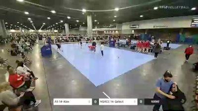 A5 14-Alex vs NGACE 14-Select - 2021 Lil Big South