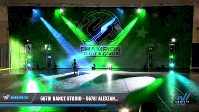 5678! Dance Studio - 5678! Alexzandra Nelson [2021 Youth - Solo - Jazz Day 1] 2021 CSG Dance Nationals