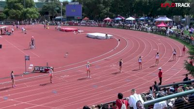 Women's 800m, Heat 4