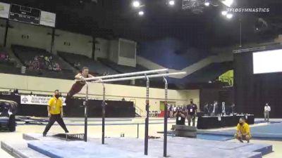 Jeffrey Bittner - Parallel Bars, Arizona State - 2021 Men's Collegiate GymACT Championships