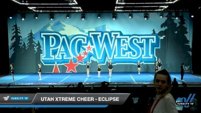Utah Xtreme Cheer - Eclipse [2020 L1 Youth - D2 - Small - A Day 2] 2020 PacWest
