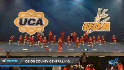 Obion County Central High School [2020 Medium Varsity Coed Day 2] 2020 UCA Magnolia Championship