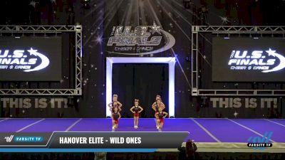Hanover Elite - Wild Ones [2021 L1.1 Tiny - PREP Day 1] 2021 The U.S. Finals: Ocean City