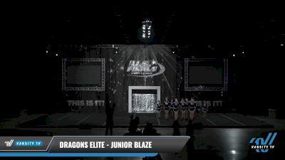 Dragons Elite - Junior Blaze [2021 L2 Junior - D2 - Small - A Day 2] 2021 The U.S. Finals: Louisville