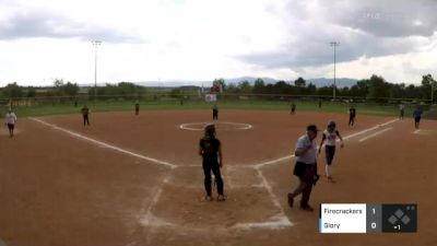 Glory vs. Firecrackers - 2021 Colorado 4th of July