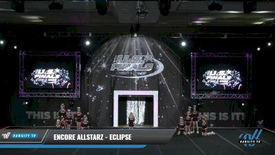 Encore Allstarz - Eclipse [2021 L2.2 Junior - PREP 2] 2021 The U.S. Finals: Grapevine