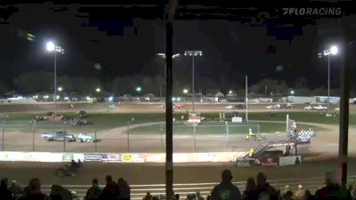 Full Replay | IRA Sprints at Plymouth Dirt Track 9/25/21