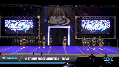 Platinum Force Athletics - Topaz [2021 L3 Youth Day 2] 2021 The U.S. Finals: Ocean City