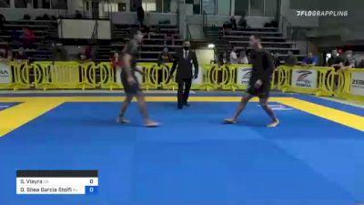 Saul Viayra vs Daniel- Shea Garcia Stolfi 2021 Pan IBJJF Jiu-Jitsu No-Gi Championship