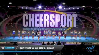The Stingray All Stars - Mango [2021 L1 Junior - Medium Day 2] 2021 CHEERSPORT National Cheerleading Championship