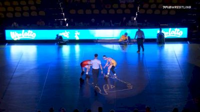 141 lbs Dusty Hone, Oklahoma State vs Trevor Jeffries, Wyoming