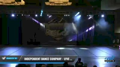 Independent Dance Company - Lyve Crew [2021 Youth - Hip Hop Day 2] 2021 ACP Power Dance Nationals & TX State Championship