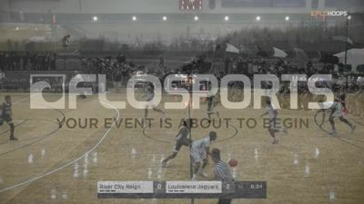 River City Reign vs Louisiana Jaguars- AAU 14 U Boys Championships