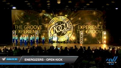 Energizers - Open Kick [2019 Open Kick Day 2] 2019 WSF All Star Cheer and Dance Championship