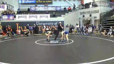 101 lbs Prelims - Devyn Gomez, Life vs Elizabeth Dosado, Cumberlands