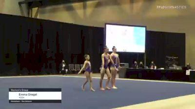 Emma Oregel - Women's Group, AGSA - 2021 USA Gymnastics Championships