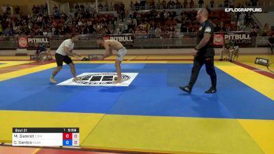 Mateusz Gamrot vs Cláudio Santos 2019 2nd ADCC European Trials