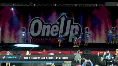 The Stingray All Stars - Platinum [2021 L4 Junior - Medium Day 2] 2021 One Up National Championship