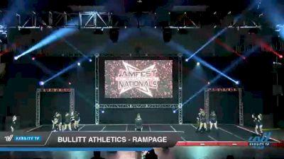 Bullitt Athletics - Rampage [2021 L5 Junior Coed Day 2] 2021 JAMfest Cheer Super Nationals