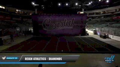 Reign Athletics - Diamonds [2021 L5 Junior] 2021 Coastal: The Garden State Battle