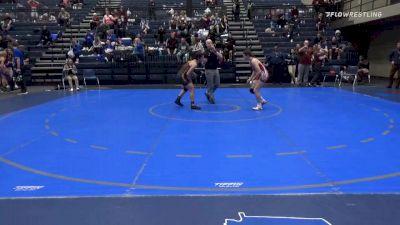 109 lbs Prelims - McKayla Campbell, Campbellsville (W) vs Araceli Cruz, Gannon