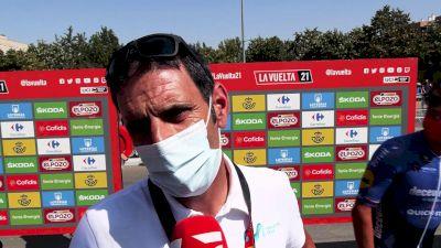 Vuelta a España: Enric Mas Matured, Ready For Win